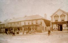 The Square in Hayle back in the days (Image: Hayle Heritage Centre)